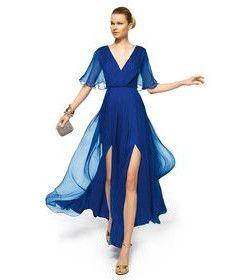 prom dress #blue #beauty