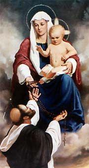 Rosary & Scapular