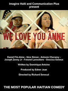 Haitian Movie I Love You Anne