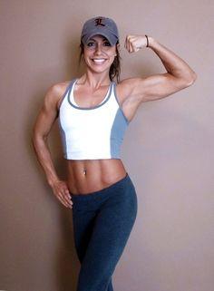 wow! Amazing body!