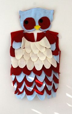 Owl Halloween Costume  Made to Order by KiKiDelivery on Etsy