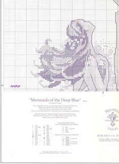 Mermaids of the Deep Blue 5