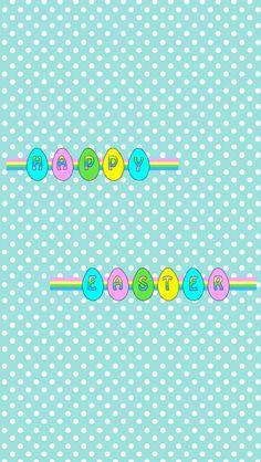 iPhone Wallpaper - Happy Easter! tjn