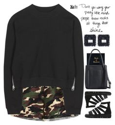 """""""shine"""" by scarlett-morwenna ❤ liked on Polyvore featuring Acne Studios and vintage"""