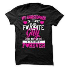 LIMITED EDITION - Christophers wife Hoodie/Tshirt - #money gift #fathers gift. WANT => https://www.sunfrog.com/Names/Christopher-Wife-TeeHoodie--Best-Edition.html?68278