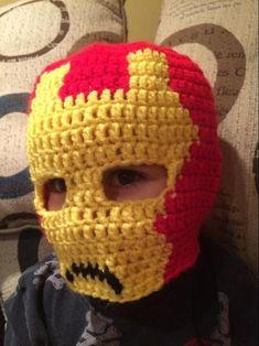 Iron Man Mask Pattern | Craftsy