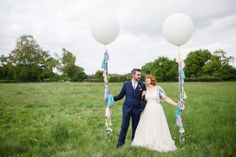 Junk and Glitter Themed Farm Wedding: Ellie  Ed