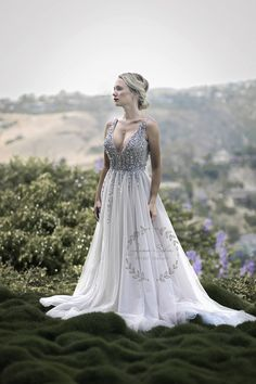 beaded gray wedding dress watermarked outdoors.jpg