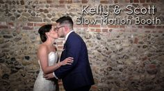Soulful Reflection - Slow Motion Booth - Kelly & Scott