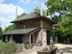 Workshopruimte   Stichting Hooibergen Hay Barn, B & B, Stables, Tiny House, Gazebo, Cottage, Construction, Outdoor Structures, Cabin