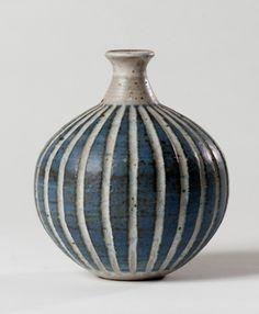 John Novy Ceramic Bottle
