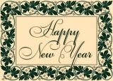 New Years Cards - Happy New Year Cards New Year Cards - Happy New Year Cards That Benefit Charity #newyear