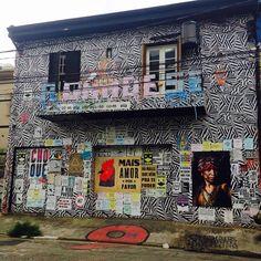 Street Art no Brasil: quais as principais galerias?   O Beijo