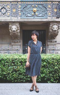 Hello short hair ! | Le monde de Tokyobanhbao: Blog Mode gourmand