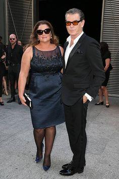... Photos - Pierce Brosnan And His Wife Keely Shaye Smith Shopping Paris
