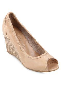 jual sepatu wanita murah berkualitas: Sepatu EVERBEST Ladies Wedges Shoes