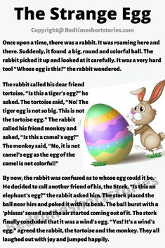 This is a funny short story for kids. Read the full story from the link above. English Moral Stories, English Stories For Kids, Learning English For Kids, English Story, English Lessons For Kids, Ap English, English Teachers, English Language, Language Arts