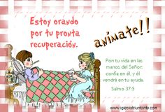 mejorate pronto graphics and comments Bible Emergency Numbers, Get Well Quotes, Get Well Wishes, Gods Love, My Love, Wife Quotes, Get Well Soon, God Loves Me, Feel Better
