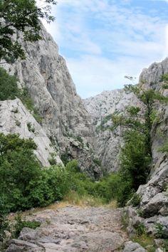 National park Paklenica, Croatia