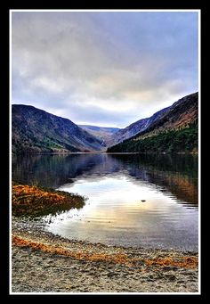 Wicklow Mountains - Would love to wake up to this.