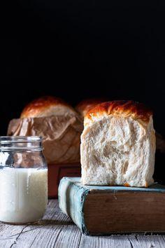 Pan Hokkaido Hokkaido Bread Pimienta Dulce En 2020 Recetas De Panadería Recetas De Comida Recetas Para Cocinar
