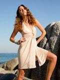 Burda Style: Damen - Kleider - Wickelkleider - Wickelkleid - verschiedene Tragevarianten