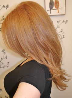 Strawberry Blonde Hair: My Epic Journey Part TWO : It Continues | GirlGetGlamorous.com