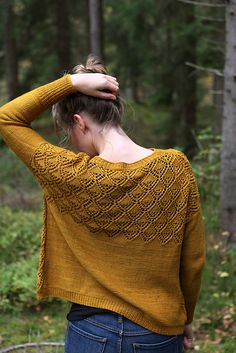 Ravelry: Let it fall pattern by Matilda Kruse