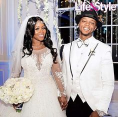 On Thursday, Dec Love & Hip Hop New York's favorite rap couple, Remy Ma and Papoose, tied the knot (again) in an over-the-top celebrity-studded Love And Hip, Love N Hip Hop, Wedding Pics, Trendy Wedding, Wedding Dresses, Wedding Ideas, Wedding Goals, Wedding Album, Fall Wedding