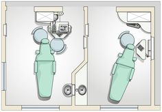 Treatment Room : Part 2 | Design Ergonomics Inc.