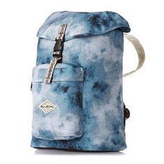 Billabong Backpacks - Billabong Sister Solstice Backpack - Tie Dye