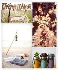15 idées de déco pour un mariage bohème boho http://www.vogue.fr/mariage/inspirations/diaporama/15-ides-de-dco-pour-un-mariage-bohme/23657