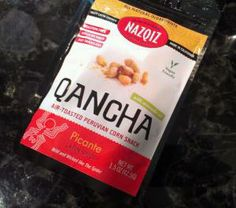 NAZQIZ: QANCHA air-toasted Peruvian Corn snack in Original, Picante and Chimichurri #Review: http://wp.me/p2B5Rd-MF via @LinetteFM