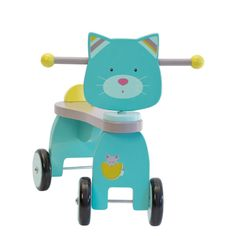 660741-2 Bicicleta din lemn 4 roti fara pedale Doamna Pisica Ride On Toys, Grey Cats, Le Moulin, Your Child, First Birthdays, Baby Strollers, Kitty, Children, Design