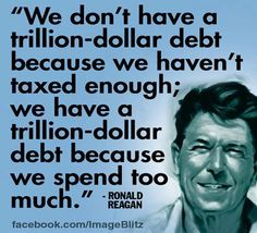 How I wish we could find another Reagan.