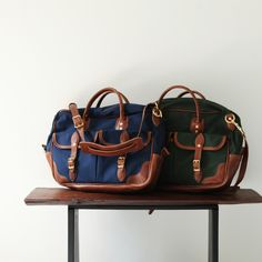 yuketen Weekender Bag - Silver and Gold Online Store