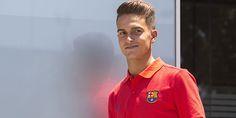 Suarez Barcelona'da!