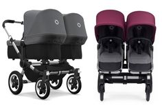 Looking for a twin pram for newborn twins? We take a look at the best twin prams that take two carrycots and can be used by twins from birth. Baby Girl Strollers, Double Baby Strollers, Twin Strollers, Double Stroller For Twins, Best Double Stroller, Bugaboo Stroller, Bugaboo Donkey, Jogging Stroller, Grand Theft Auto