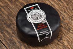 Snowdonia Cheese Company's Little Black Bomber.