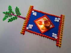 Rangoli Designs Simple Diwali, Rangoli Simple, Indian Rangoli Designs, Rangoli Designs Latest, Rangoli Designs Flower, Free Hand Rangoli Design, Small Rangoli Design, Rangoli Ideas, Rangoli Designs With Dots