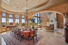 Villa Bellisima – $13,500,000   Pricey Pads