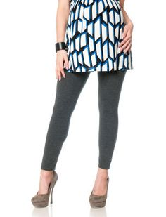 Destination Maternity Petite Secret Fit Belly(r) Maternity Leggings