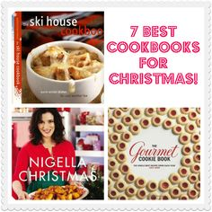 The 7 Best Cookbooks for the Christmas Season
