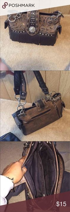 Western purse Super cute western purse never been used Bags Shoulder Bags