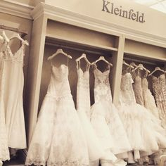 Would be so great to say Yes to the dress @ Kleinfeld, especially to a Pnina Tornai dress..