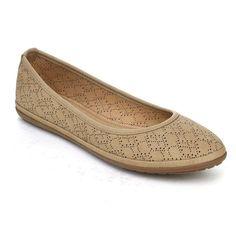 DBDK DARIA-1 Women's Basic Slip On Ballet Flats - Overstock™ Shopping - Great Deals on Flats