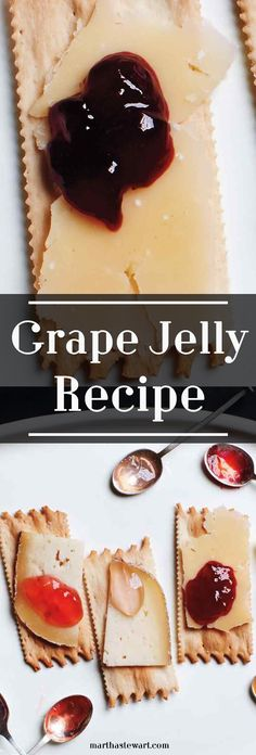 "To determine whether or not the jelly is done cooking, use a candy thermometer and the ""sheeting method,"" described below. Don't use overripe fruit for jelly, as it may not set up well."