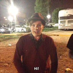 Hi Patrick!