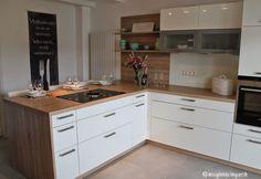Updated Kitchen, New Kitchen, Kitchen Dining, Kitchen Decor, Kitchen Cabinets, Apartment Kitchen, Kitchen Interior, Kitchen World, Buy My House