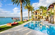 Miami Luxury Villas! #miami #miamibeach #realtorlife #realtor #floridarealestate #mlwrealestategroup #localrealtors - posted by Marcus Williams https://www.instagram.com/mlwrealestategroup - See more Real Estate photos from Local Realtors at https://LocalRealtors.com